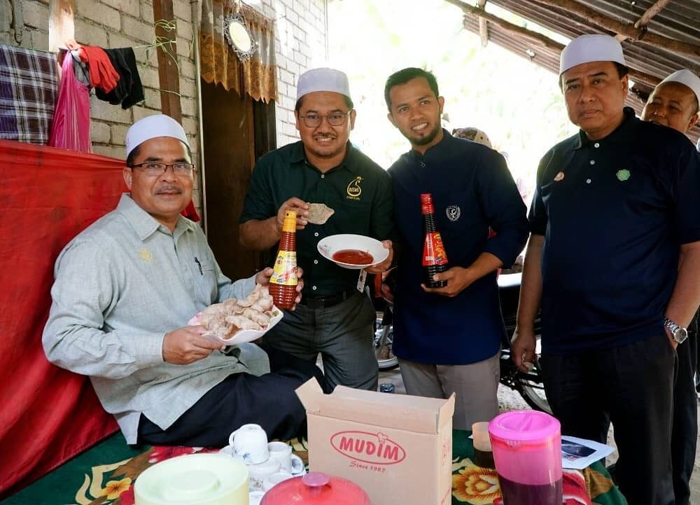 Program Santuni Asnaf Daerah Pendang pada 29 Januari 2020 di Masjid Kampung Pondok Chegar, Simpang Tiga Paya Kelubi, Pendang. (3)
