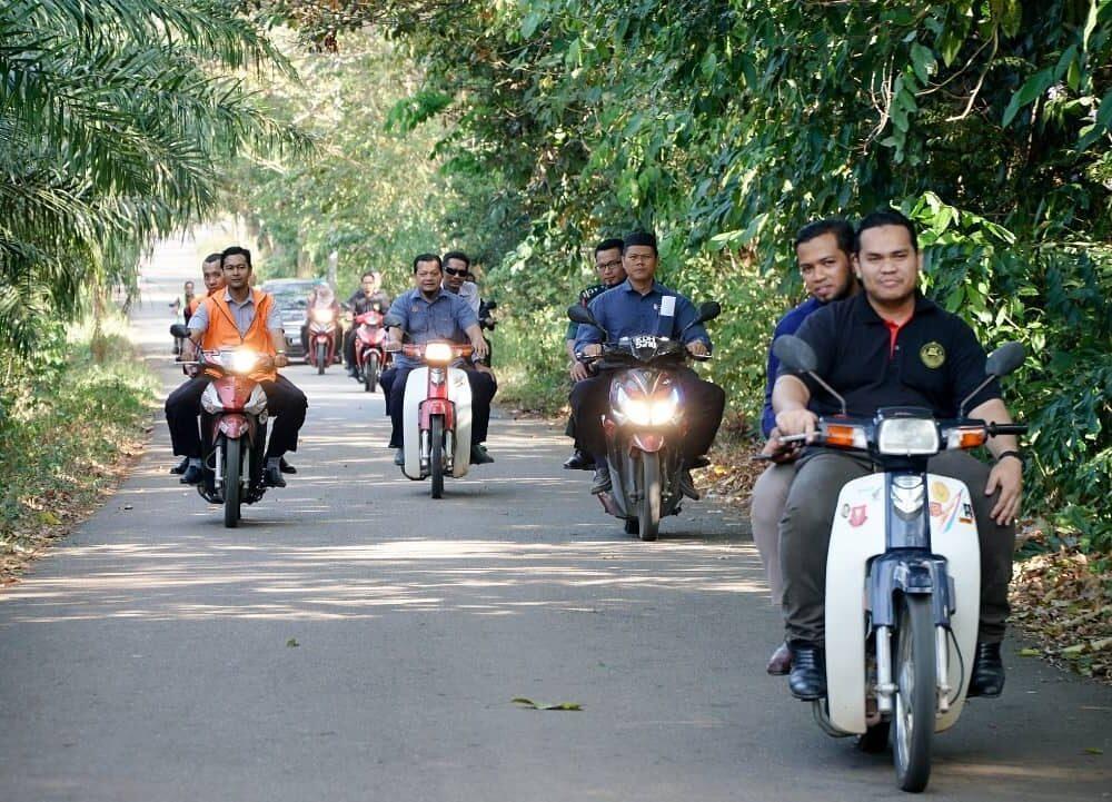 Program Santuni Asnaf Daerah Pendang pada 29 Januari 2020 di Masjid Kampung Pondok Chegar, Simpang Tiga Paya Kelubi, Pendang. (4)