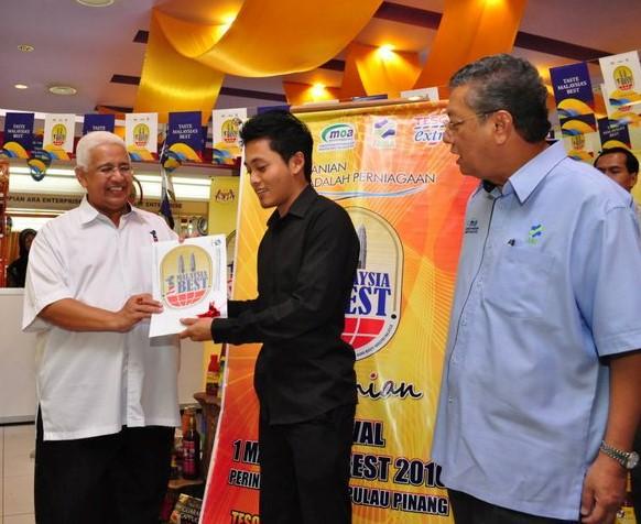 penghargaan 1 malaysia best